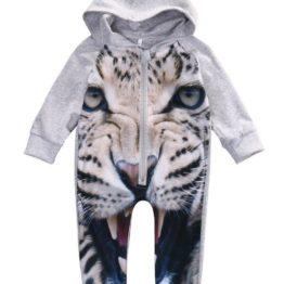 leopard heldragt til baby