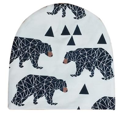 hue med isbjørn